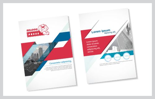 Commercial Printing Services | Brisbane | Flyers